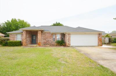 Gulf Breeze Single Family Home For Sale: 1772 Village Parkway