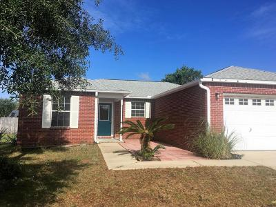 Navarre FL Single Family Home For Sale: $184,900