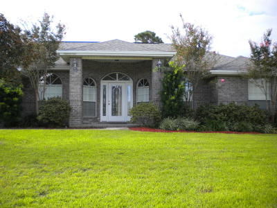 Gulf Breeze Single Family Home For Sale: 1515 Cypress Bend Trail