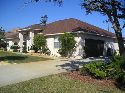 Navarre FL Single Family Home For Sale: $375,000
