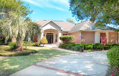 Gulf Breeze FL Single Family Home For Sale: $474,900