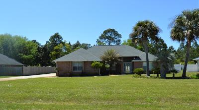 Navarre FL Single Family Home For Sale: $289,900