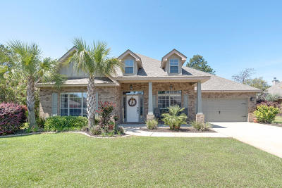 Navarre FL Single Family Home For Sale: $395,000