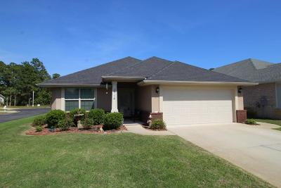 Navarre FL Single Family Home For Sale: $258,000