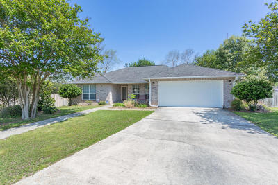 Gulf Breeze Single Family Home For Sale: 1912 Elodie Lane