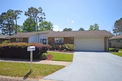 Fort Walton Beach Single Family Home For Sale: 706 Osage Drive