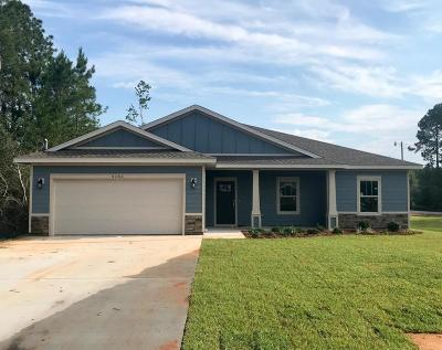 Navarre FL Single Family Home For Sale: $274,500