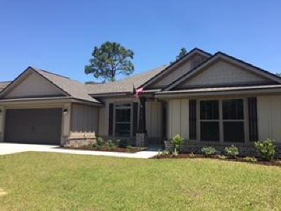 Gulf Breeze Single Family Home For Sale: 1838 Wheeler Road