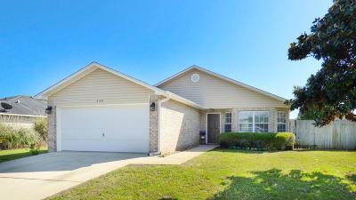 Gulf Breeze Single Family Home For Sale: 6447 Heronrun Way