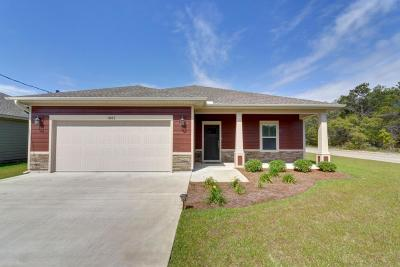Navarre FL Single Family Home For Sale: $226,000