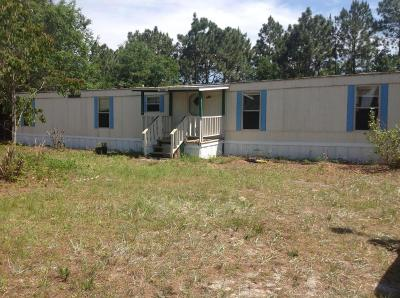 Navarre FL Single Family Home For Sale: $49,900