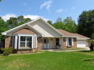 Navarre FL Single Family Home For Sale: $217,000
