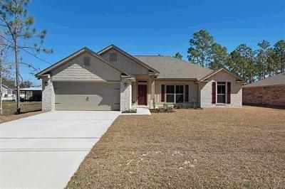 Navarre FL Single Family Home For Sale: $274,150
