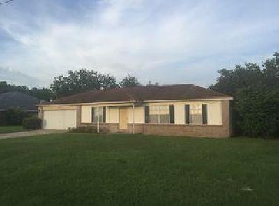 Navarre FL Single Family Home For Sale: $175,000