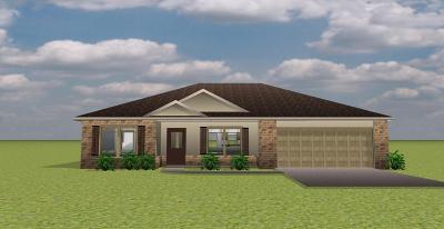 Gulf Breeze Single Family Home For Sale: 3242 Cypress Lane