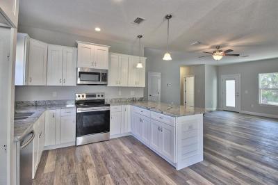 Navarre FL Single Family Home For Sale: $213,000