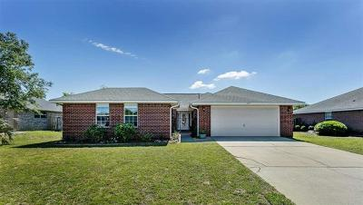 Gulf Breeze Single Family Home For Sale: 1513 Woodlawn Way