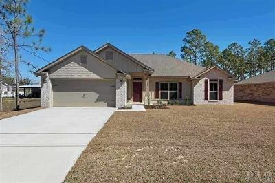 Gulf Breeze Single Family Home For Sale: 1755 Galvez Drive
