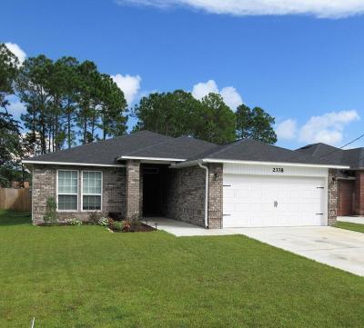 Navarre FL Single Family Home For Sale: $237,000