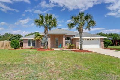 Gulf Breeze FL Single Family Home For Sale: $339,000
