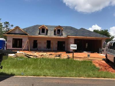 Gulf Breeze Single Family Home For Sale: 5462 Dallas Court