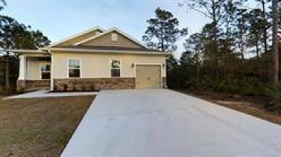 Gulf Breeze Single Family Home For Sale: 5418 Harmony Lane