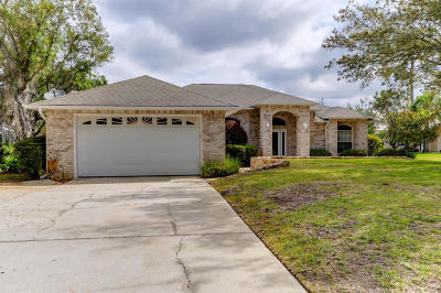 Single Family Home For Sale: 6800 Tom King Bayou Road