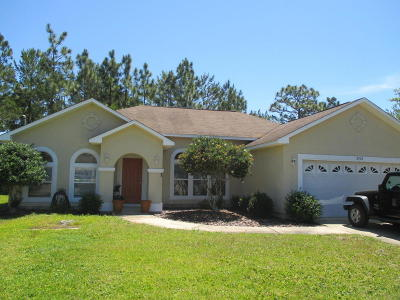 Gulf Breeze Single Family Home For Sale: 2426 Houston Circle