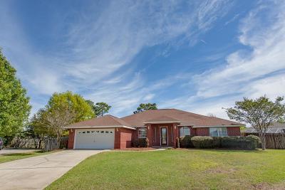 Gulf Breeze FL Single Family Home For Sale: $339,900