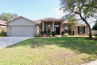 Navarre FL Single Family Home For Sale: $307,000