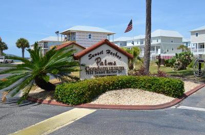 Navarre Condo/Townhouse For Sale: 7453 Sunset Harbor Drive #APT 2-20