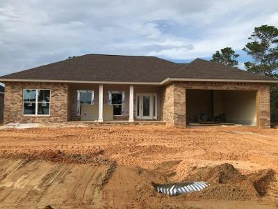 Gulf Breeze Single Family Home For Sale: 5474 Dallas Court