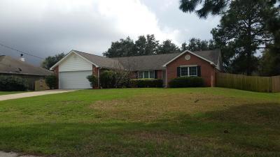 Navarre FL Single Family Home For Sale: $245,000
