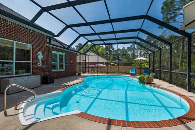 Gulf Breeze Single Family Home For Sale: 1343 Dubose Road