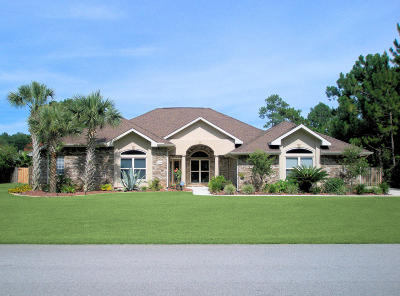 Navarre Single Family Home For Sale: 2644 Citrus Drive