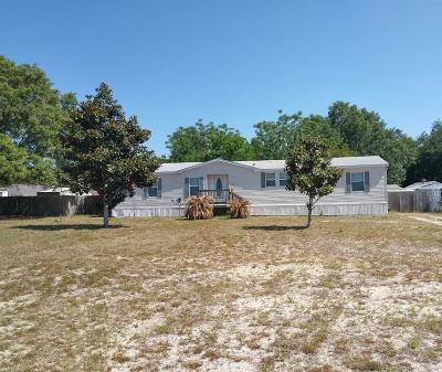 Navarre FL Single Family Home For Sale: $118,000