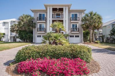 Pensacola Beach Single Family Home For Sale: 218 Le Starboard Drive
