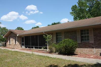 Okaloosa County Single Family Home For Sale: 6081 Robin Road