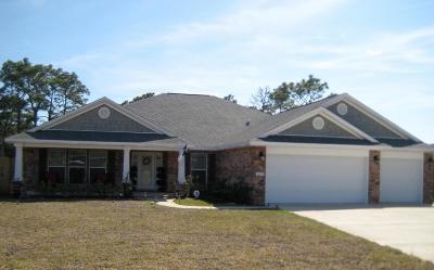 Navarre FL Single Family Home For Sale: $380,000
