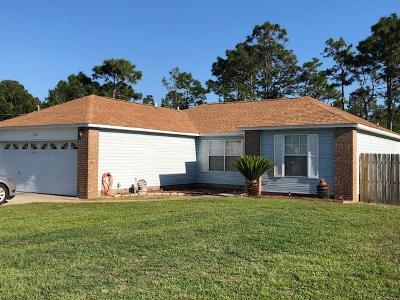 Navarre FL Single Family Home For Sale: $186,000