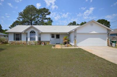 Navarre FL Single Family Home For Sale: $218,900