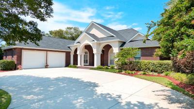 Gulf Breeze Single Family Home For Sale: 2714 Edmund Drive