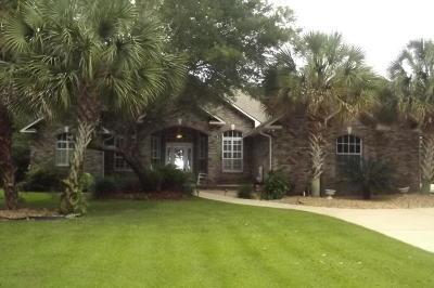 Navarre FL Single Family Home For Sale: $309,900