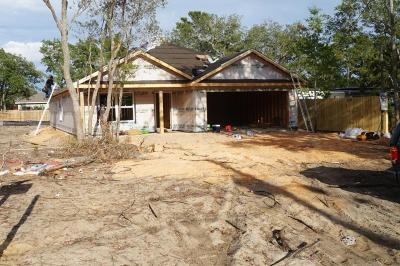 Navarre FL Single Family Home For Sale: $251,900