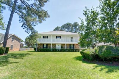 Gulf Breeze Single Family Home For Sale: 3819 Tiger Point Blvd