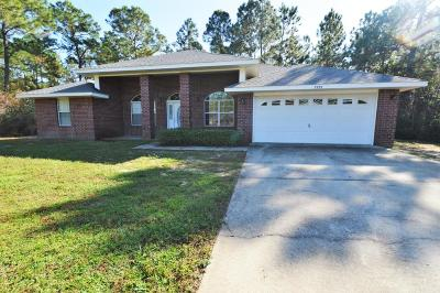 Navarre Single Family Home For Sale: 7255 Riverview Street