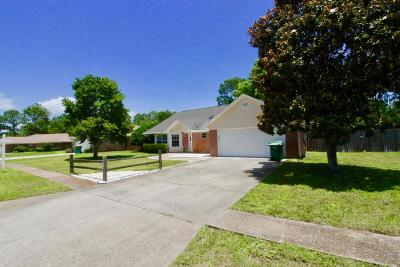 Navarre Single Family Home For Sale: 2361 Mary Anne Circle