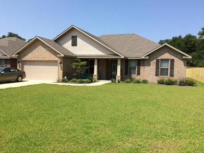 Navarre FL Single Family Home For Sale: $317,990