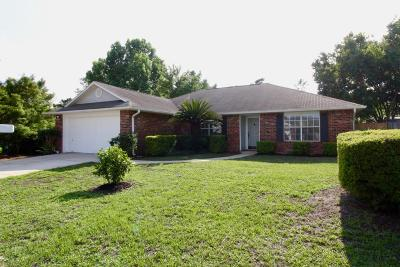 Navarre Single Family Home For Sale: 2059 Jessica Way