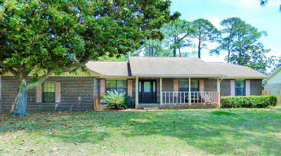 Gulf Breeze Single Family Home For Sale: 1006 Woodlore Circle